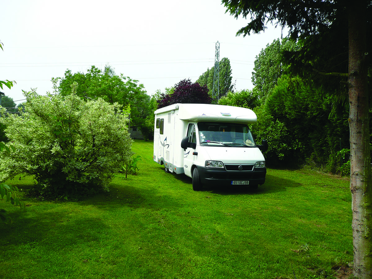 Aire camping-car à Flers-en-Escrebieux (59128) - Photo 1